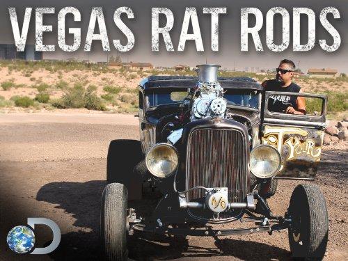Vegas Rat Rods - Season 3