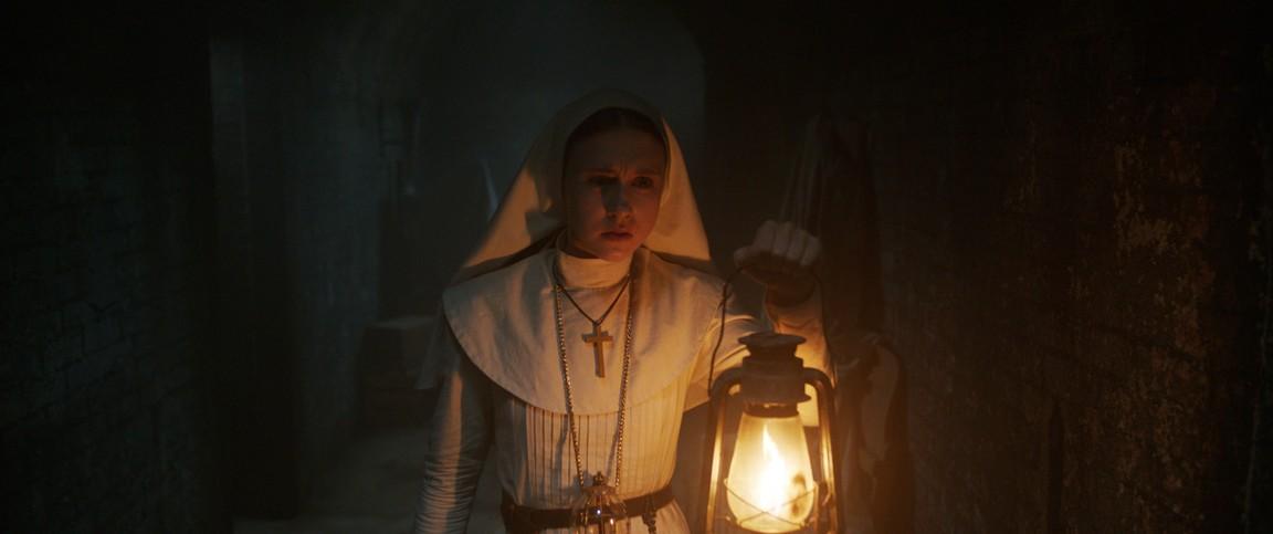 The Nun (La nonne)