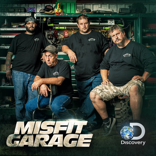 Misfit Garage- Season 5