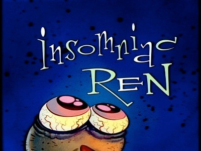 The Ren & Stimpy Show - Season 4 Episode 18: Insomniac Ren