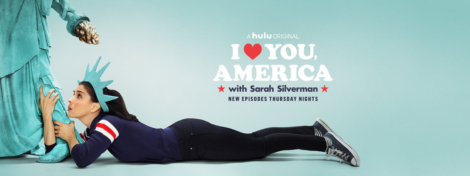 I Love You, America - Season 1