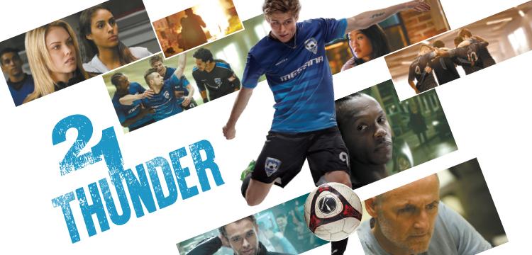 21 Thunder - Season 1