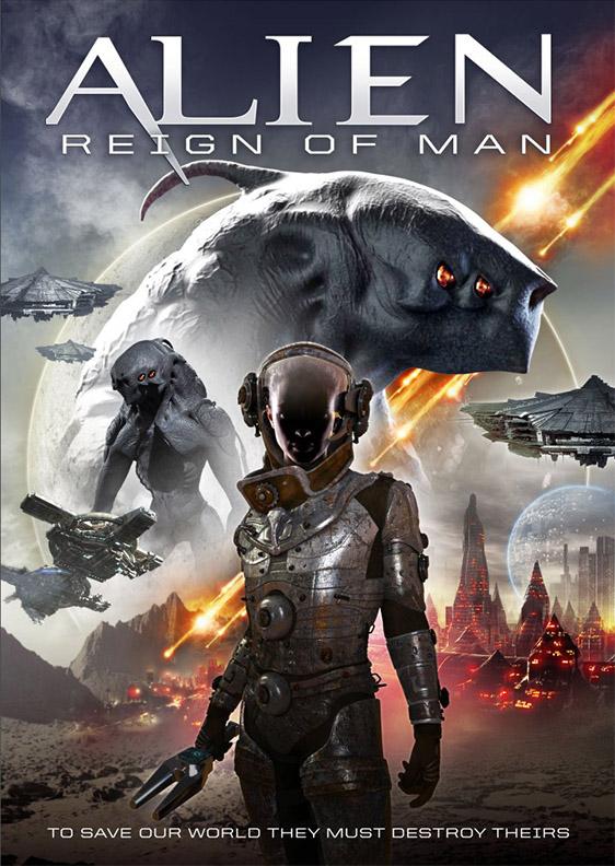 Alien Reign of Man
