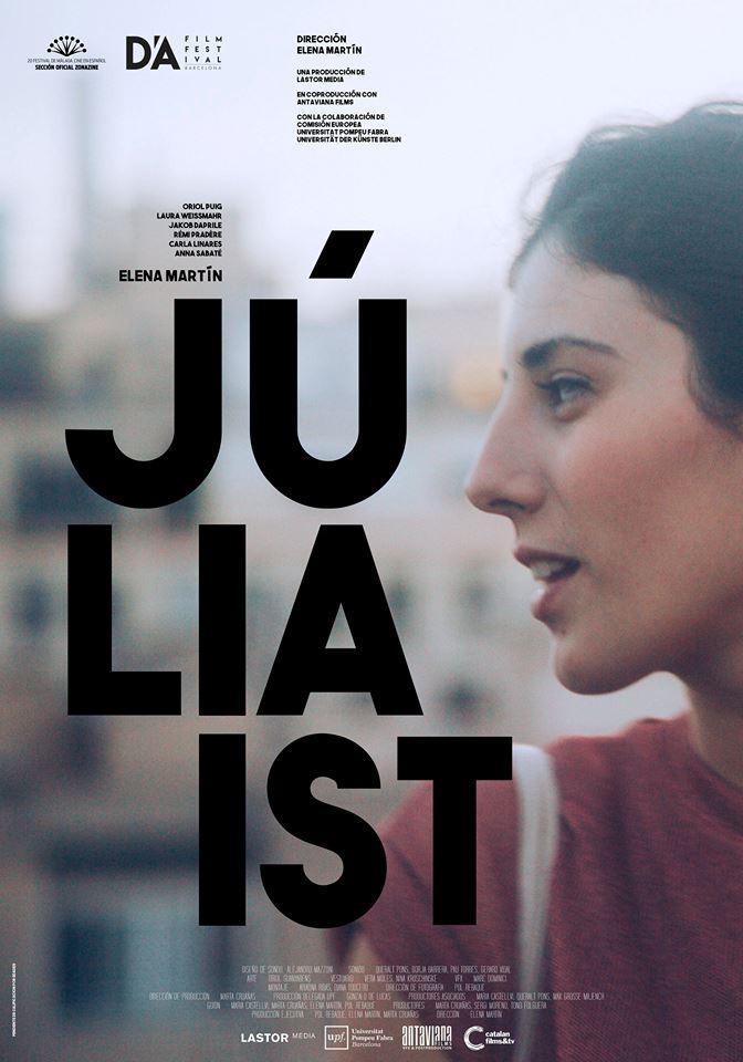 Júlia ist [Sub: Eng]
