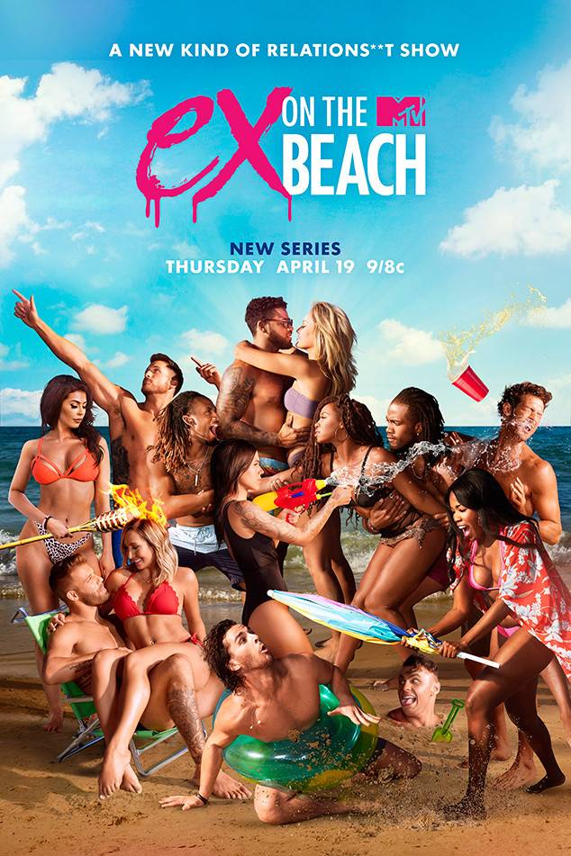 Ex on the Beach - Season 1 (2018)