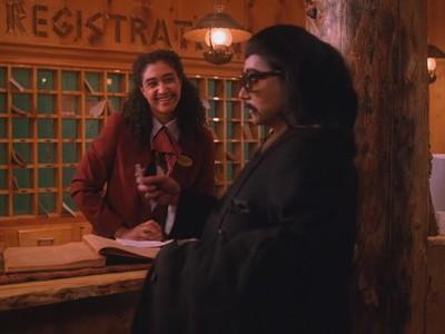 Twin Peaks - Season 2 Episode 04: Laura's Secret Diary