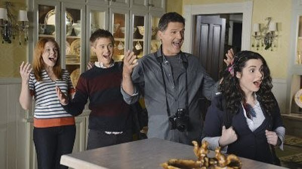 Switched at Birth - Season 1 Episode 23: This is the Color of My Dreams
