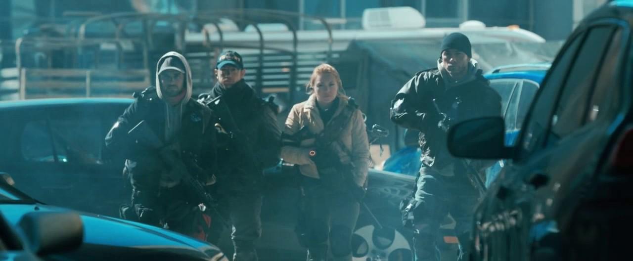 Tom Clancys the Division Agent Origins