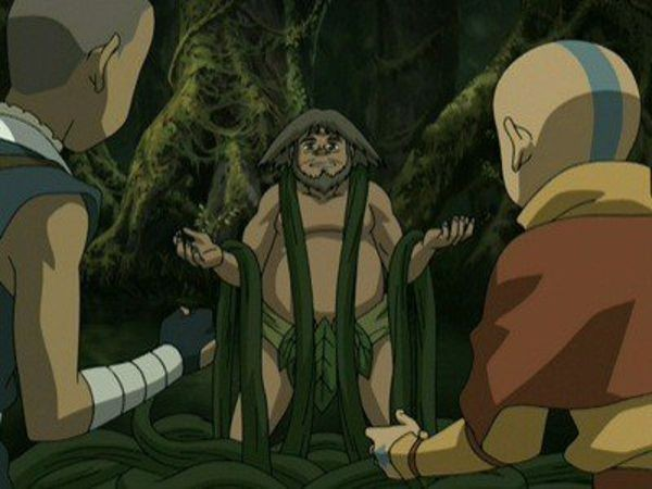 Avatar: The Last Airbender - Book 2: Earth Episode 04: The Swamp