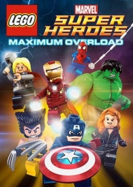 Lego Marvel Super Heroes: Maximum Overload - Season 1
