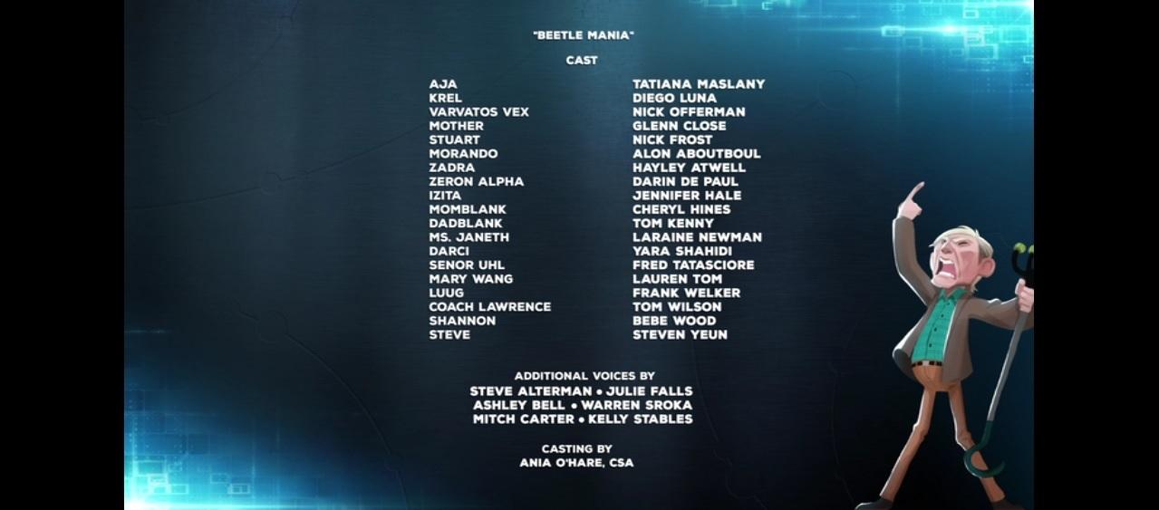 3Below: Tales of Arcadia - Season 1