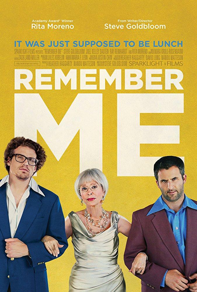 Remember Me(2016)