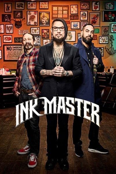 ink master season 8 stream