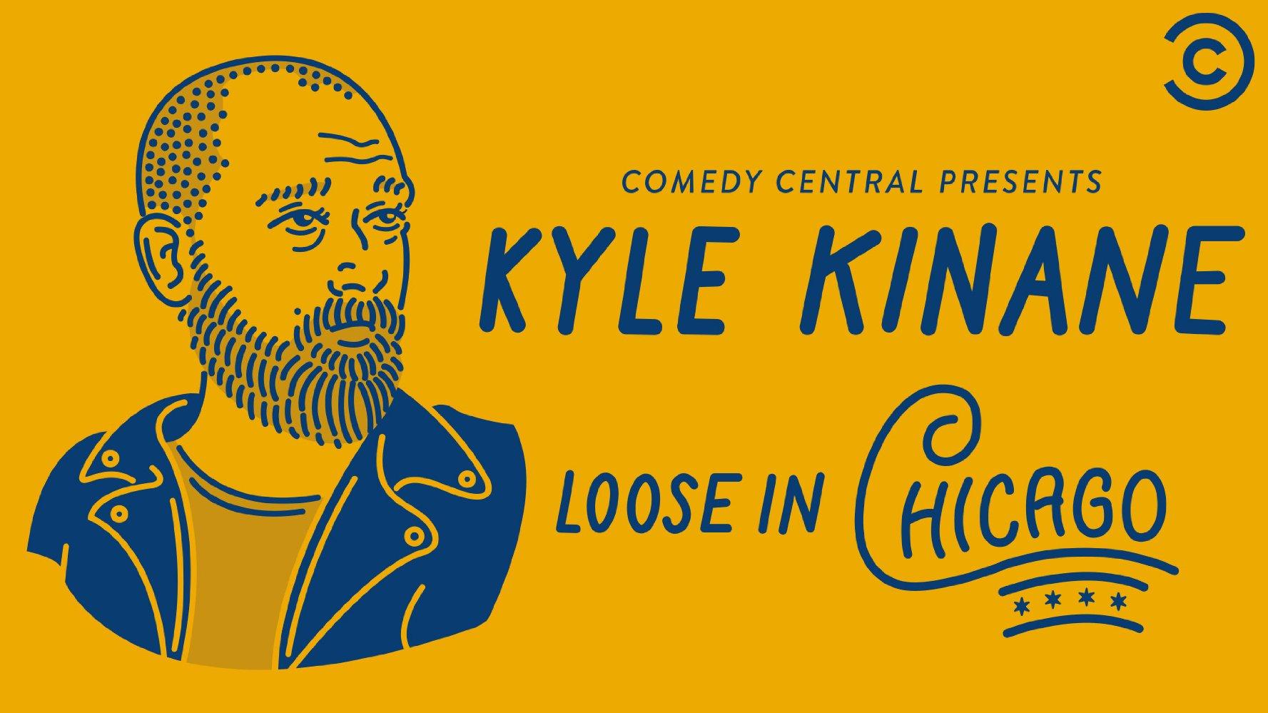 Kyle Kinane Loose in Chicago - Season 1