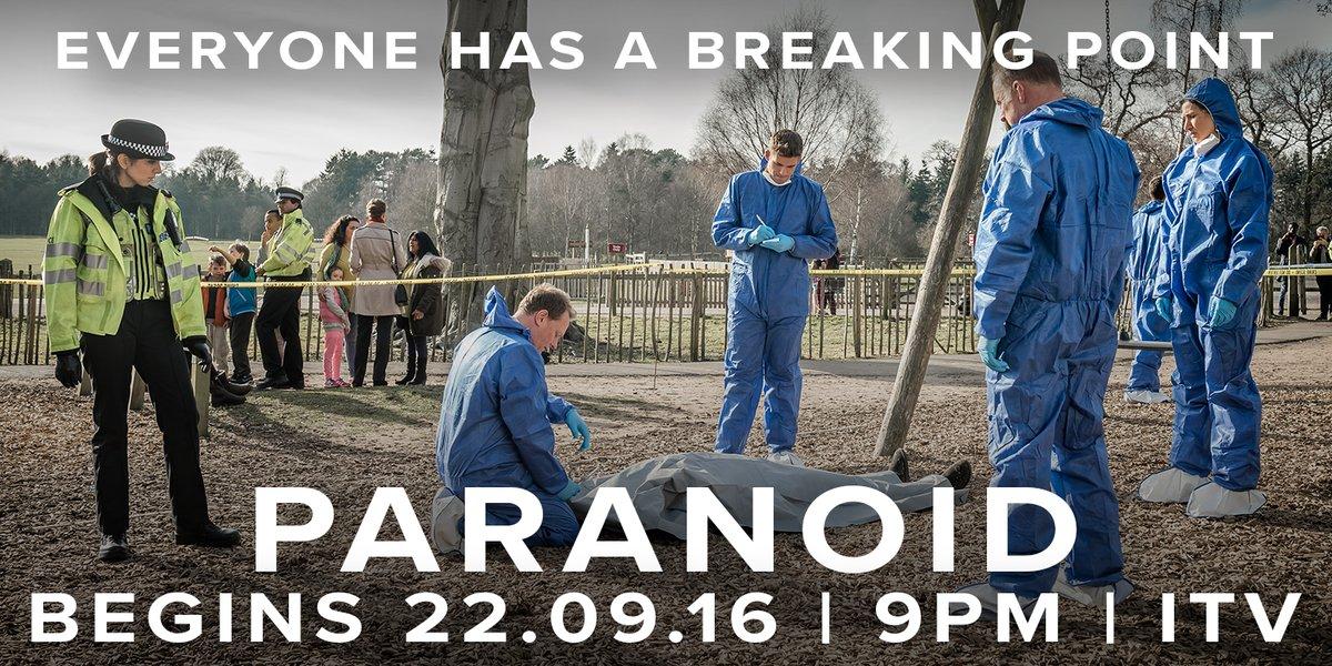 Paranoid - Season 1