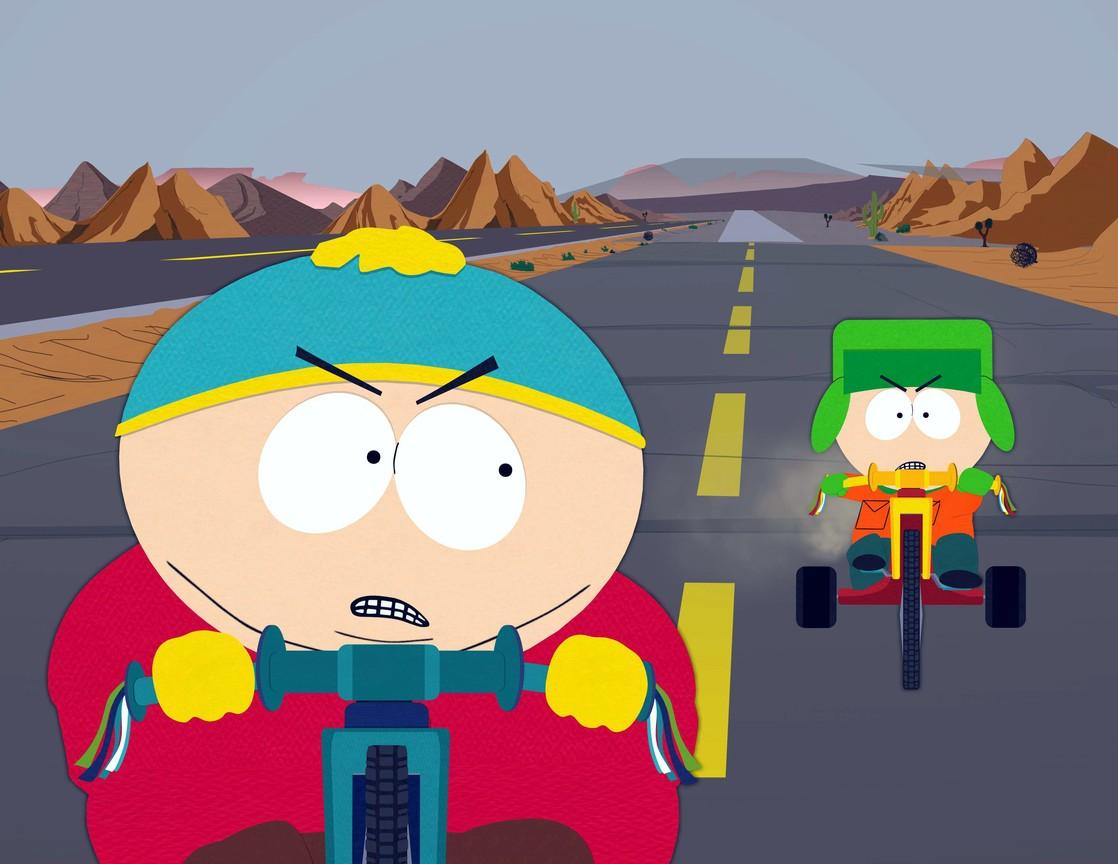 South Park - Season 10 Episode 03: Cartoon Wars (1)