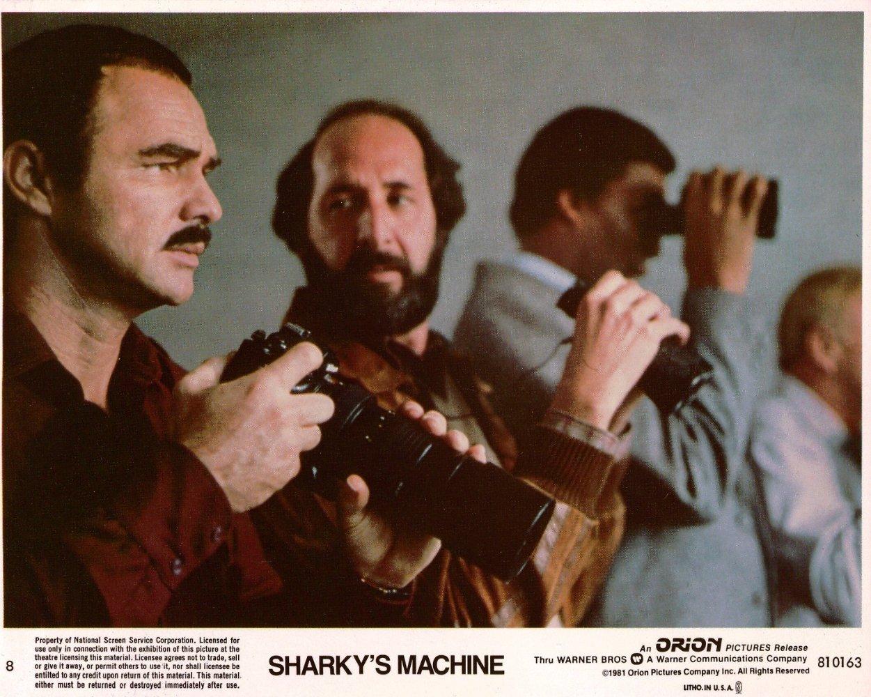 Sharky's Machine