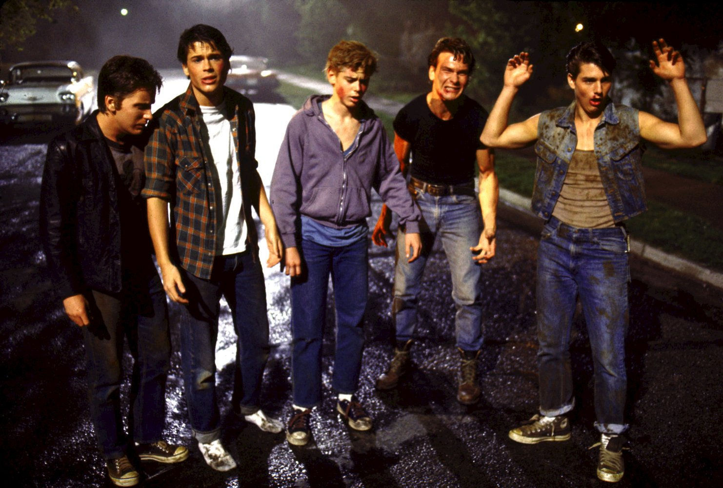 The Outsiders (1983)