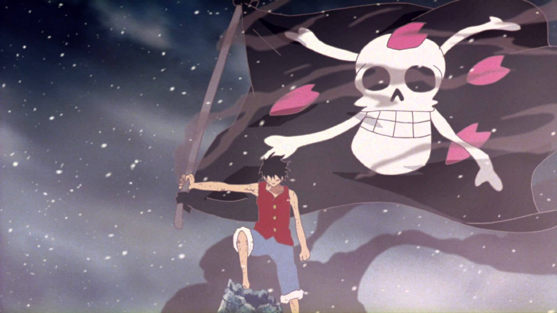 One Piece The Movie 09: Episode of Chopper Plus - Bloom in the Winter, Miracle Sakura