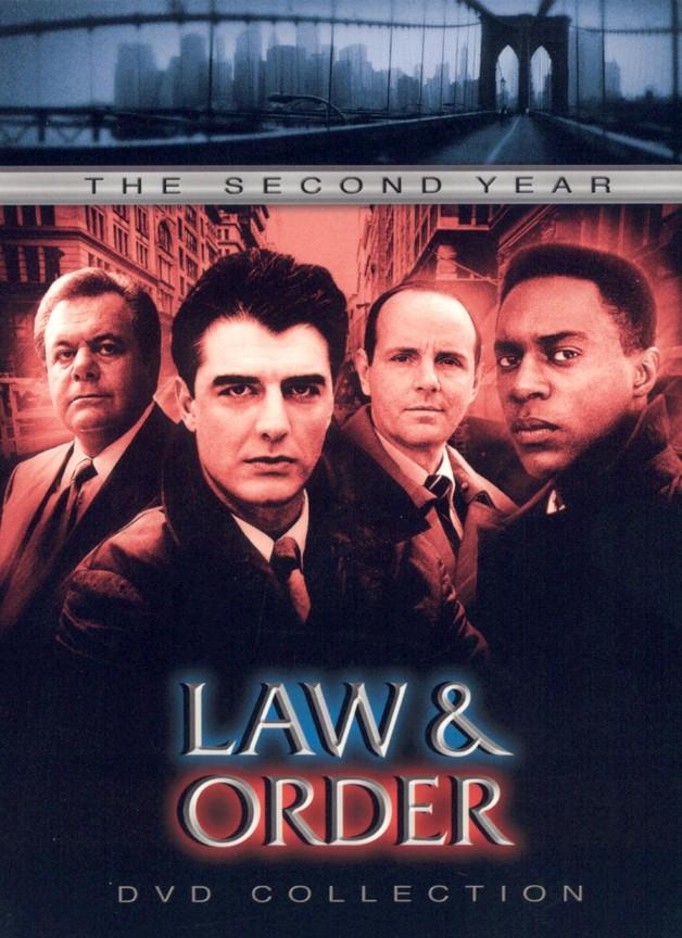 Law and Order - Season 2