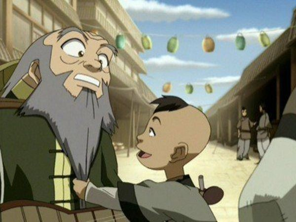 Avatar: The Last Airbender - Book 2: Earth Episode 15: The Tales of Ba Sing Se