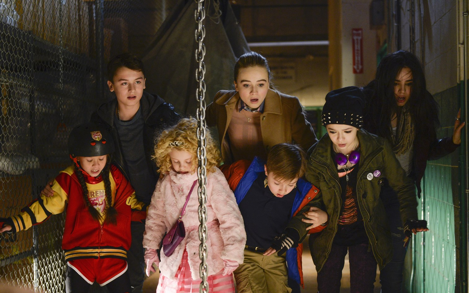 Adventures in Babysitting (2016)