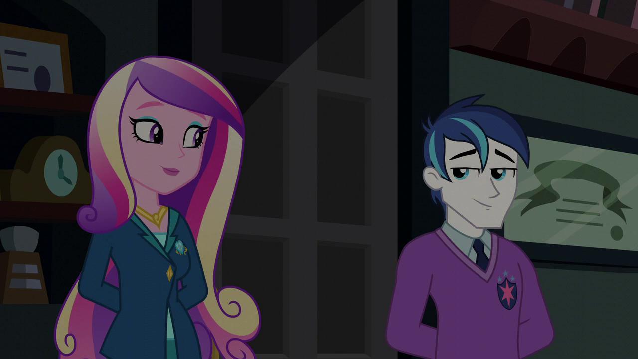 My Little Pony Equestria Girls Friendship Games