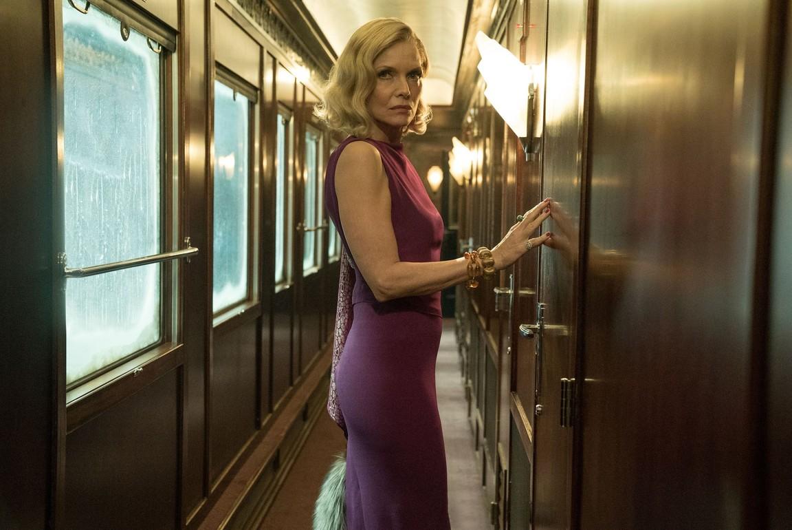Murder on the Orient Express(2017)
