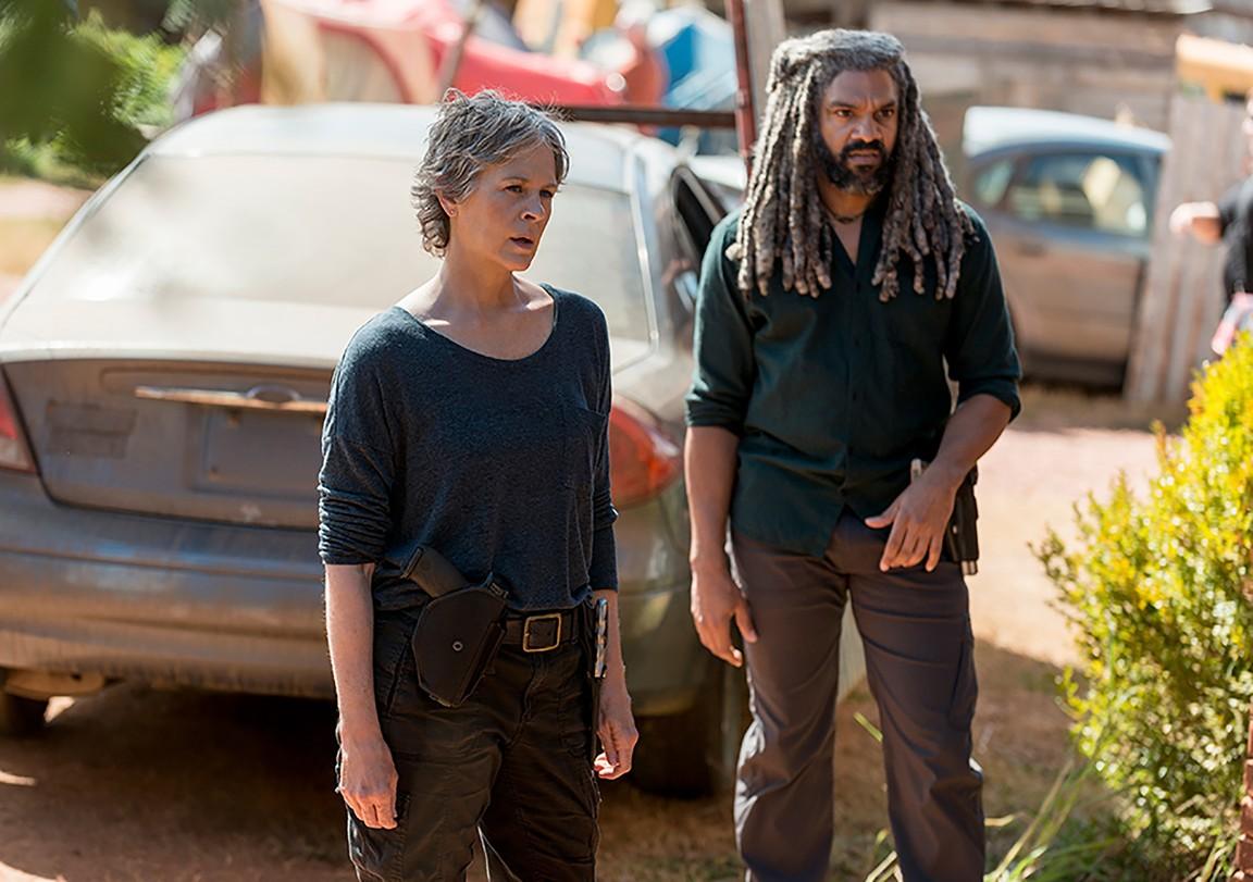 The Walking Dead - Season 8 Episode 13: Do Not Send Us Astray