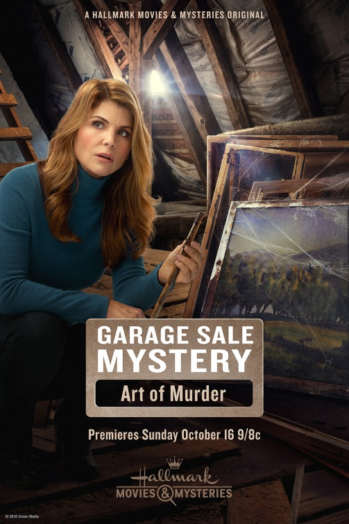 Garage Sale Mystery:The Art of Murder