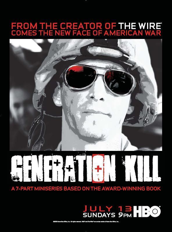 Generation Kill - Season 1