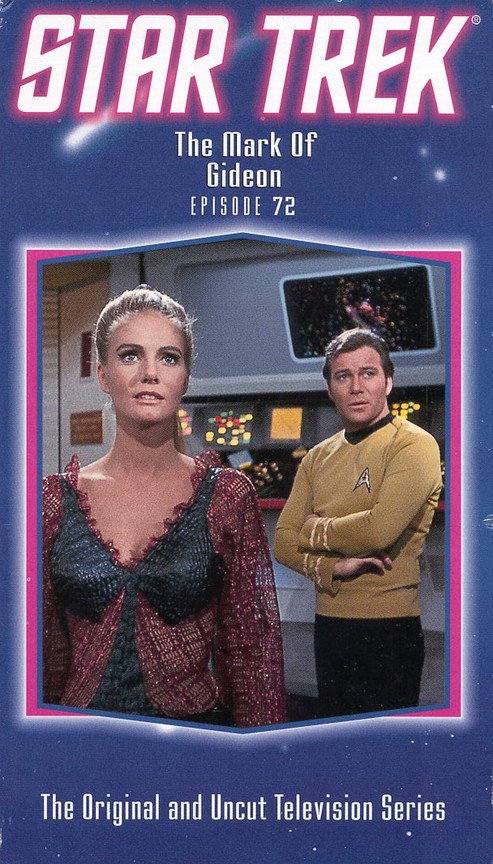 Star Trek: The Original Series - Season 3 Episode 16: The Mark Of Gideon