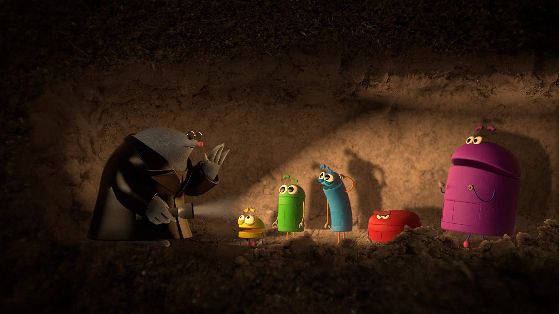 Ask the StoryBots - Season 1