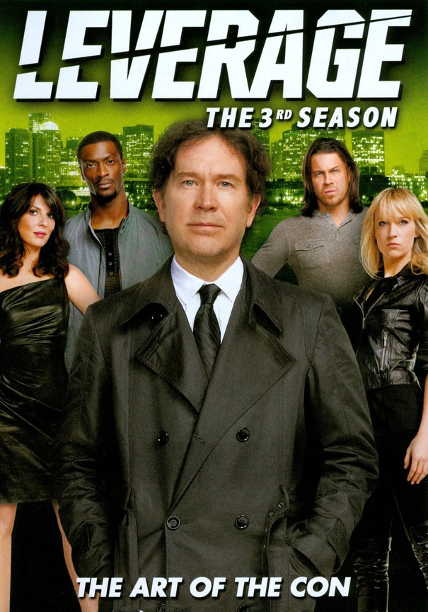 Leverage - Season 3