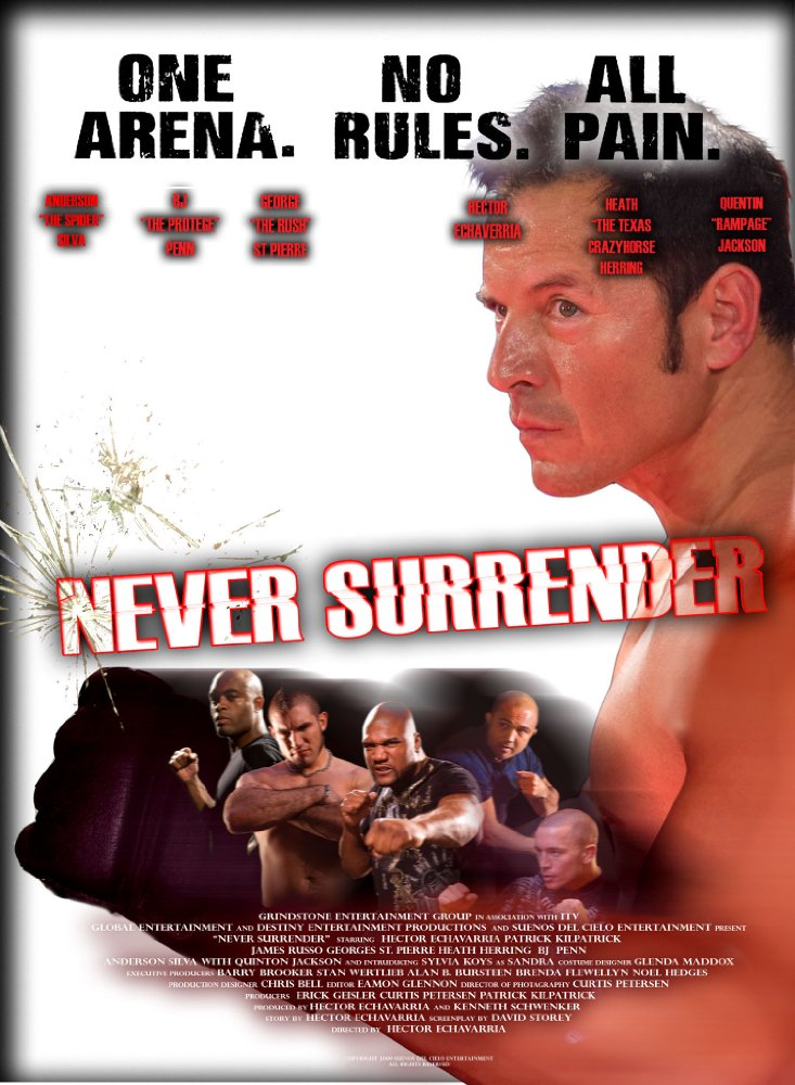 Never Surrender