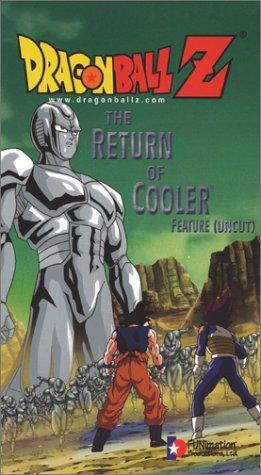 Dragon Ball Z: The Return of Cooler (English Audio)