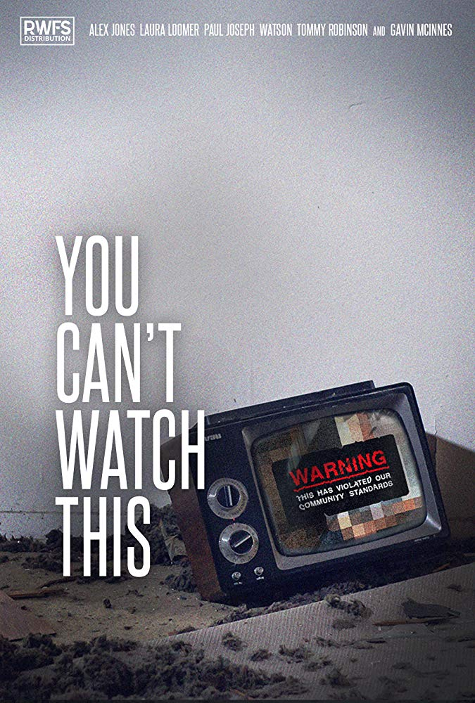 You Can't Watch This