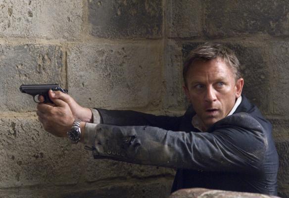 Quantum Of Solace (james Bond 007)