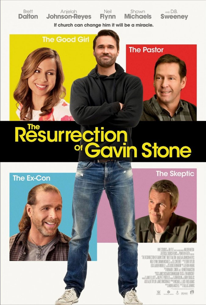The Resurrection of Gavin Stone