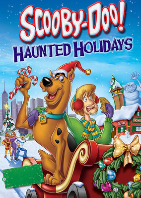 Scooby-doo Haunted Holidays