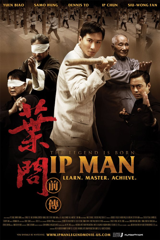 The Legend Is Born: Ip Man