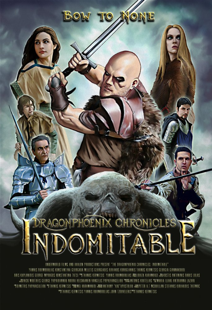 The Dragonphoenix Chronicles Indomitable
