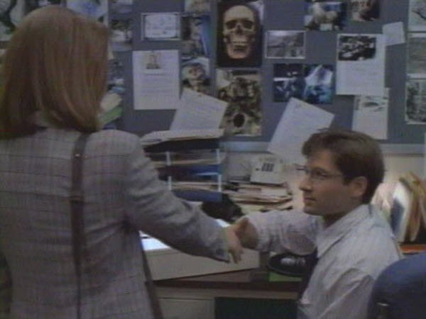 The X-Files - Season 1 Episode 1:Pilot