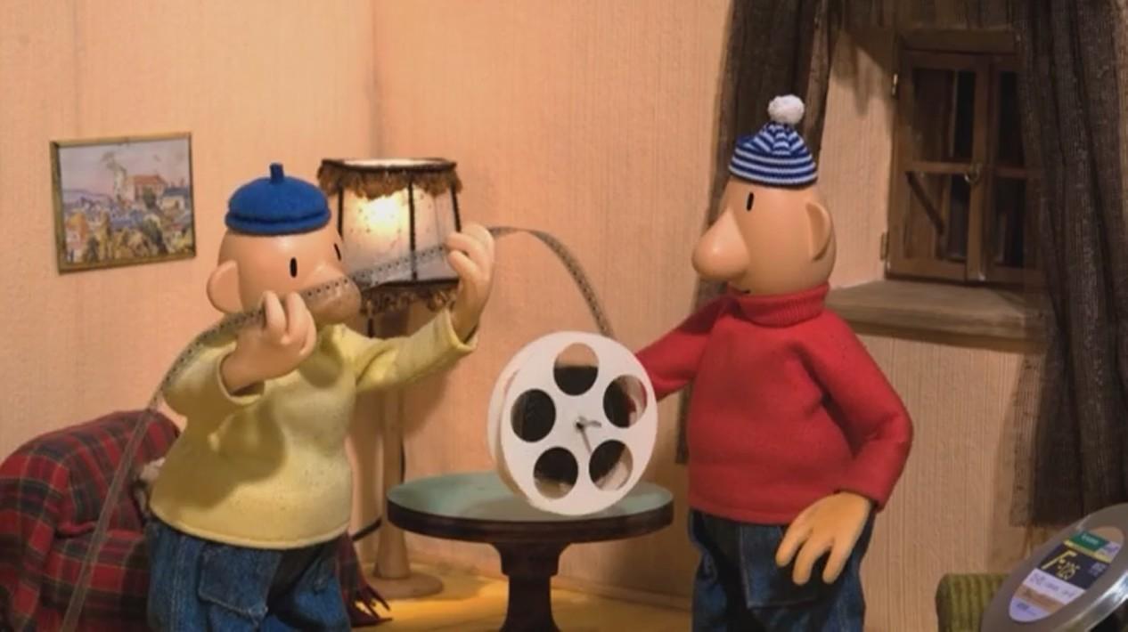 Pat and Mat in a Movie (Buurman & Buurman: Al 40 jaar beste vrienden!)