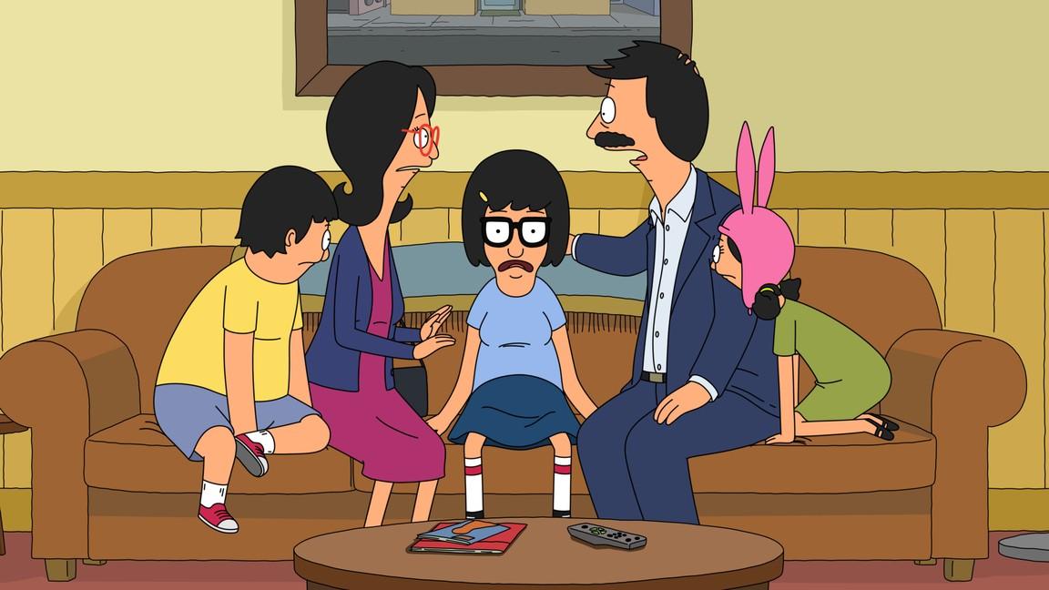 Bob's Burgers - Season 8 Episode 08: V for Valentine-detta
