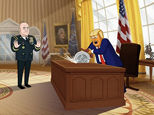 Our Cartoon President - Season 1