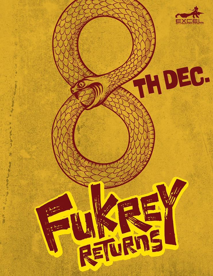 Fukrey Returns(2017)