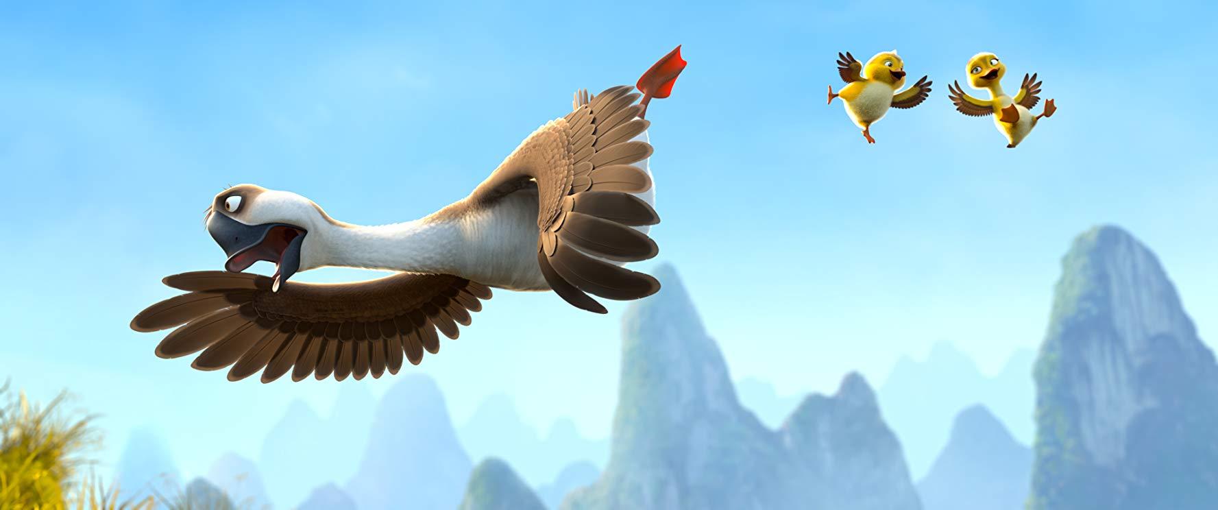 Duck Duck Goose (Destination Pékin)