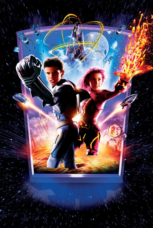 The Adventure of Sharkboy and Lavagirl