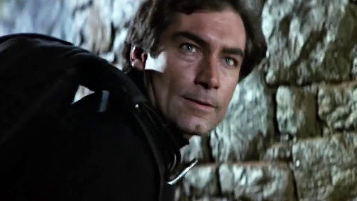 The Living Daylights (james Bond 007)